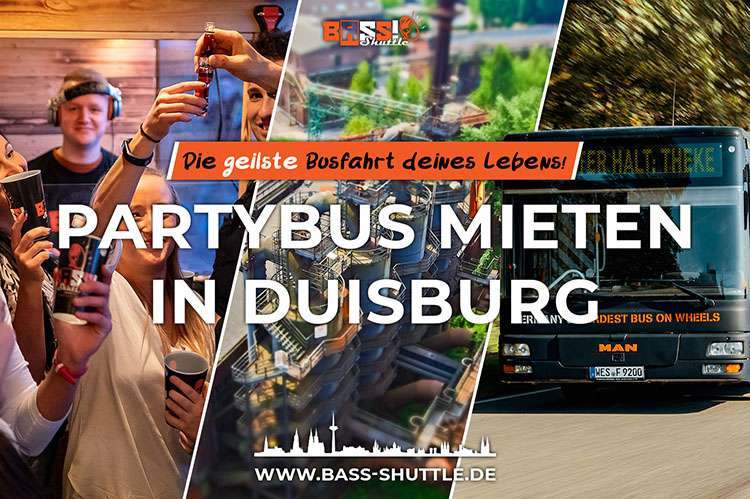 Partybus Duisburg