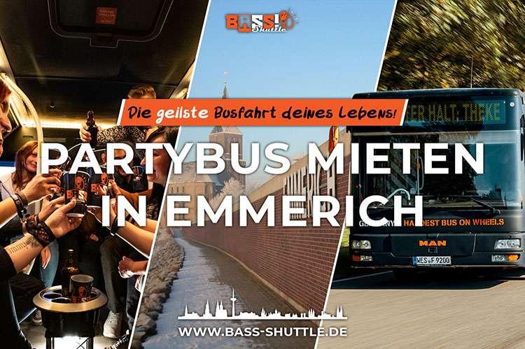 Partybus Emmerich