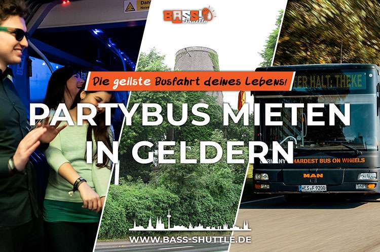 Partybus Geldern