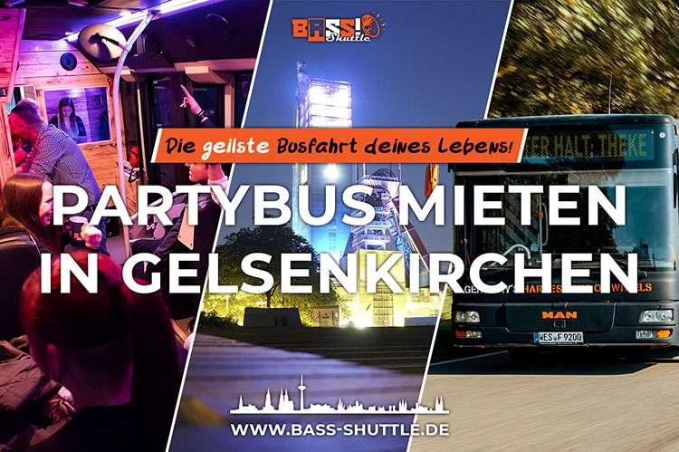 Partybus Gelsenkirchen