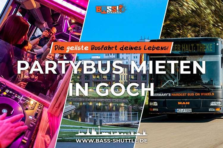 Partybus Goch