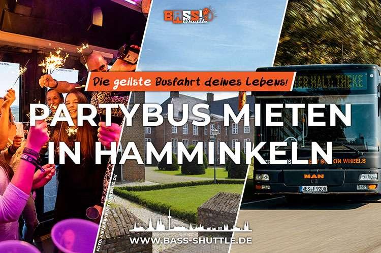 Partybus Hamminkeln