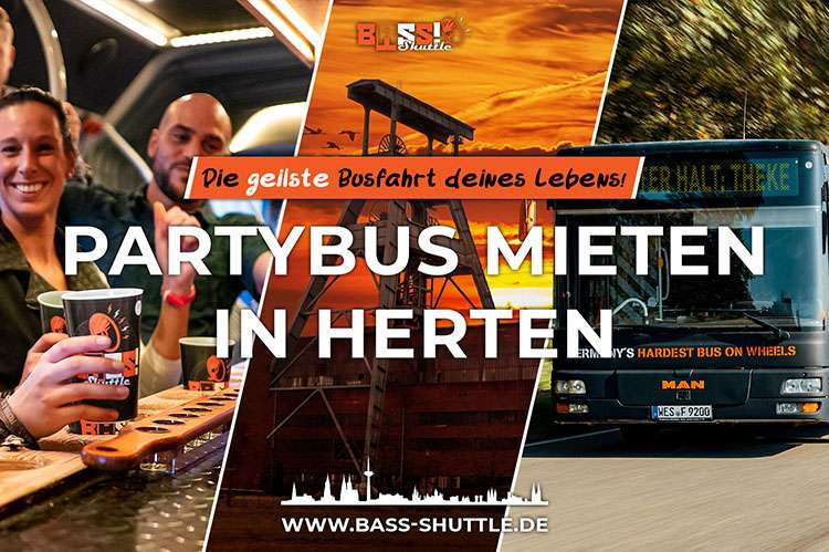 Partybus Herten