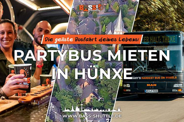 Partybus Hünxe