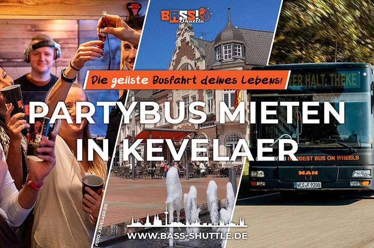 Partybus Kevelaer
