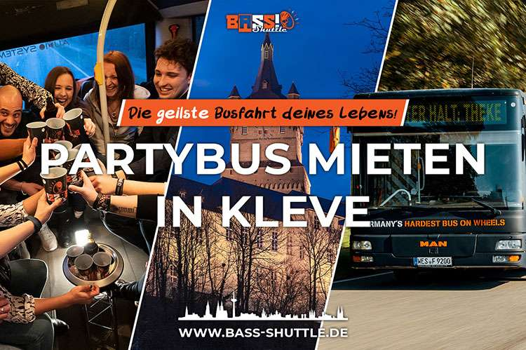 Partybus Kleve