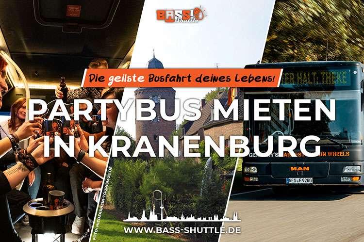 Partybus Kranenburg