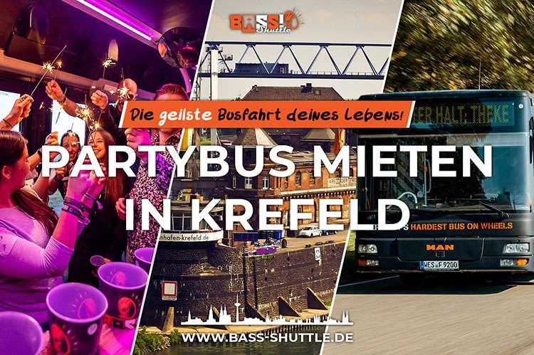 Partybus Krefeld