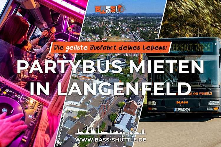Partybus Langenfeld