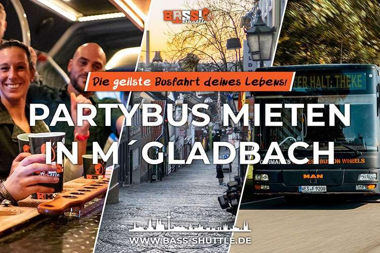 Partybus Mönchengladbach