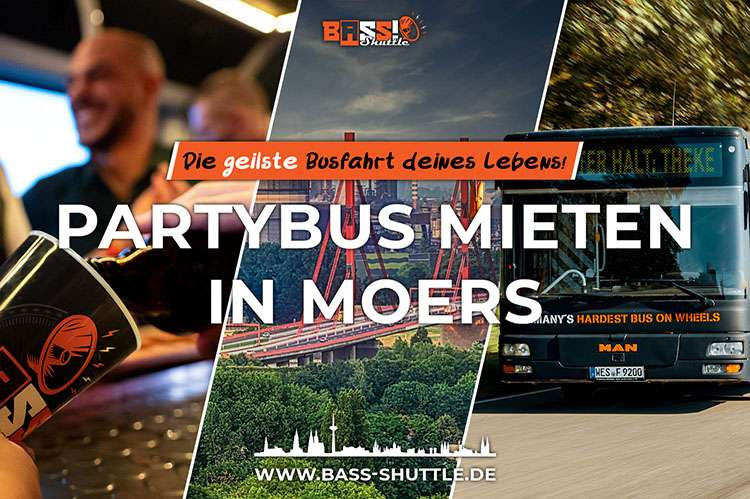 Partybus Moers
