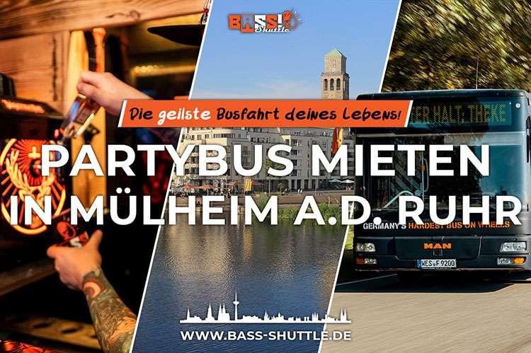 Partybus Mülheim an der Ruhr