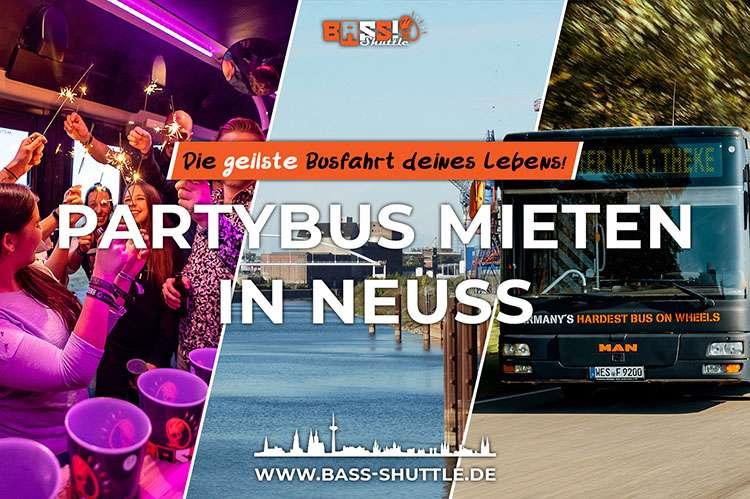 Partybus Neuss