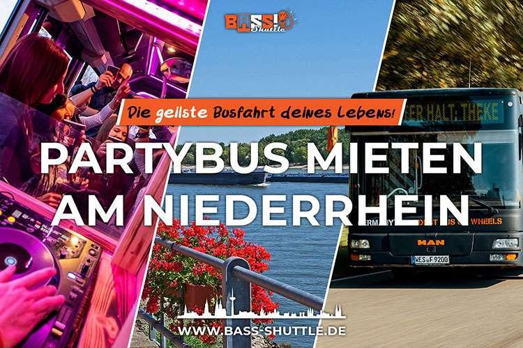 Partybus Niederrhein