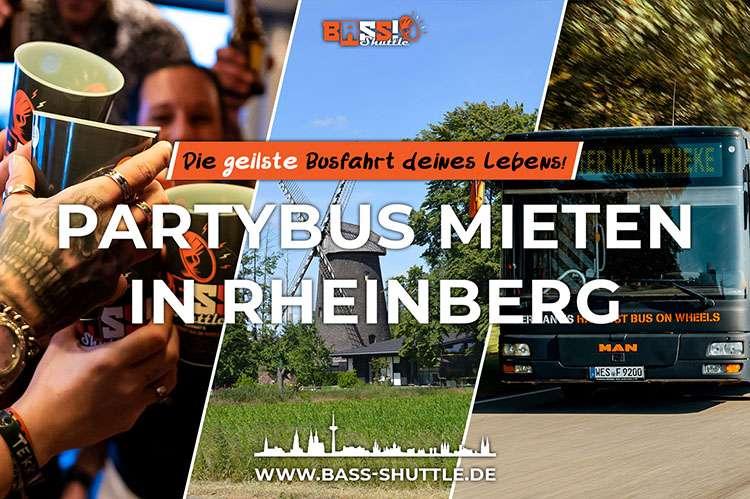 Partybus Rheinberg