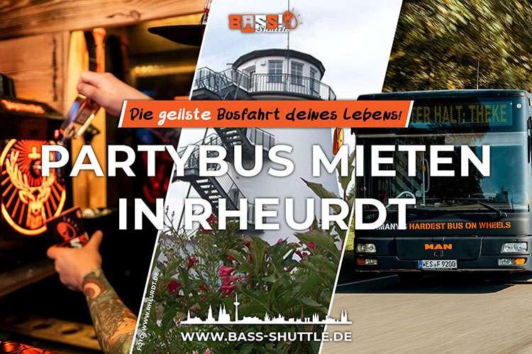 Partybus Rheurdt