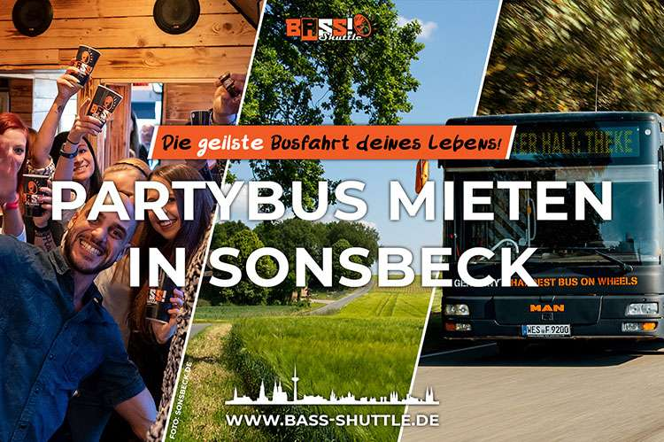 Partybus Sonsbeck