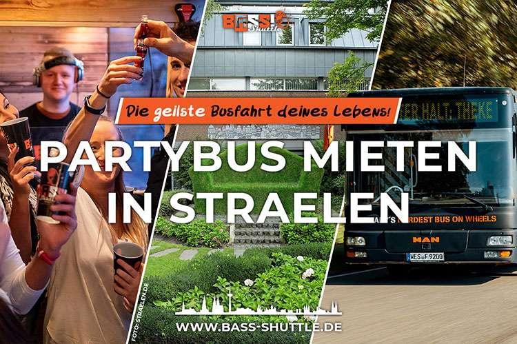 Partybus Straelen