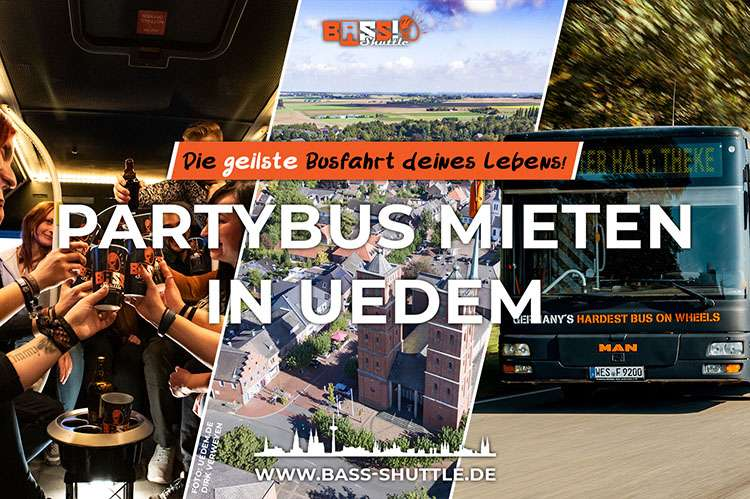 Partybus Uedem