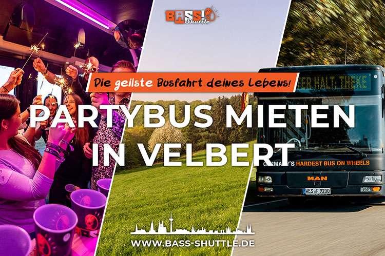 Partybus Velbert