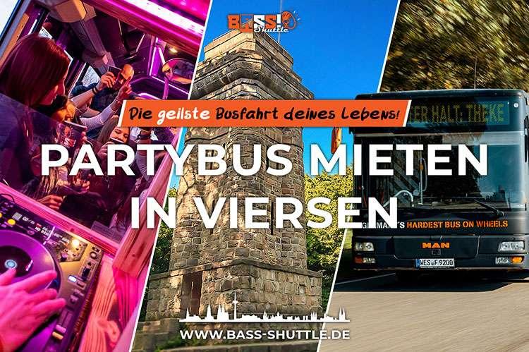 Partybus Viersen