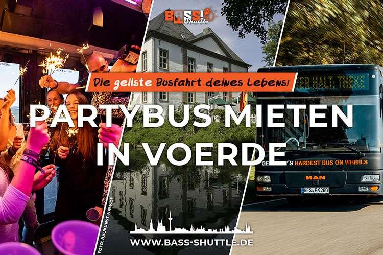 Partybus Voerde