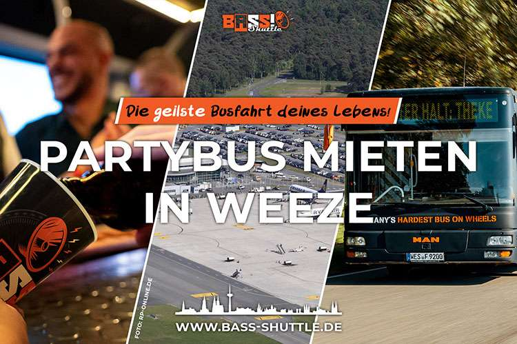 Partybus Weeze
