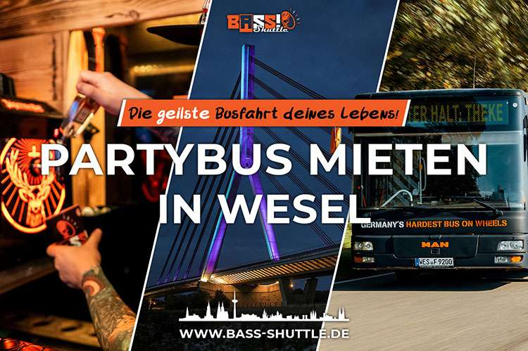 Partybus Wesel