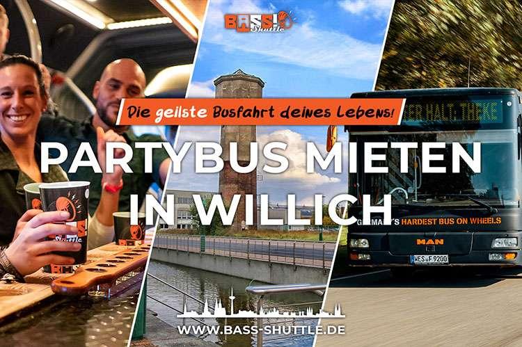 Partybus Willich
