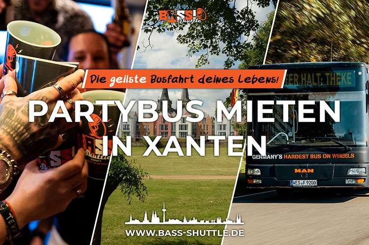 Partybus Xanten